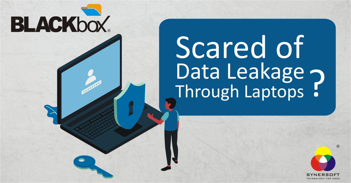 Synersoft Scared of Data Leakage post