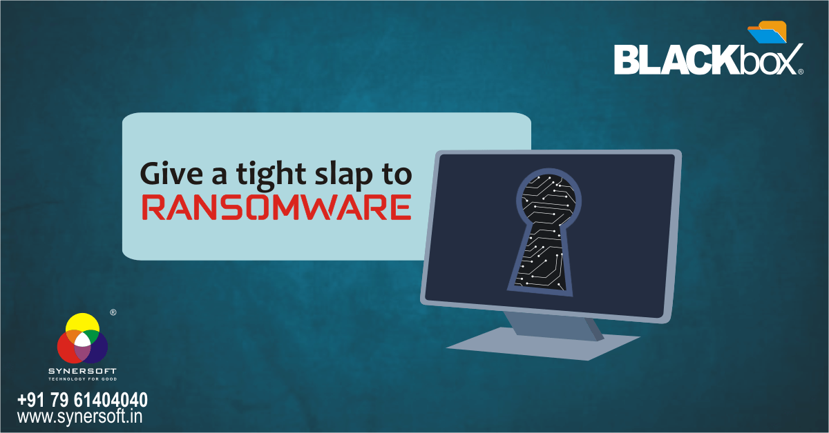 Synersoft Ransomware Post